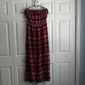 Forever 21 maxi sleeve less size large